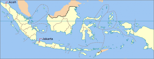 aceh-indonesia-map