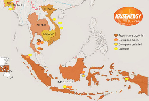 KrisEnergy Acquires Premier Oil Stake in Block A Aceh for