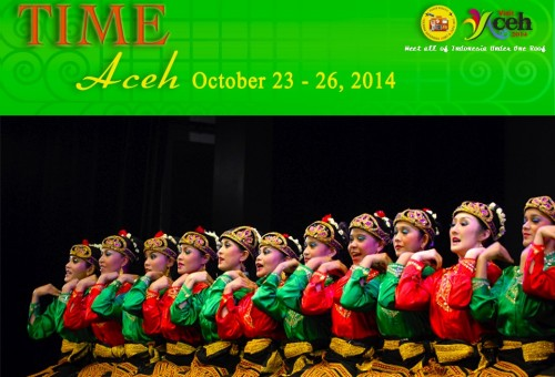Aceh TIME2014