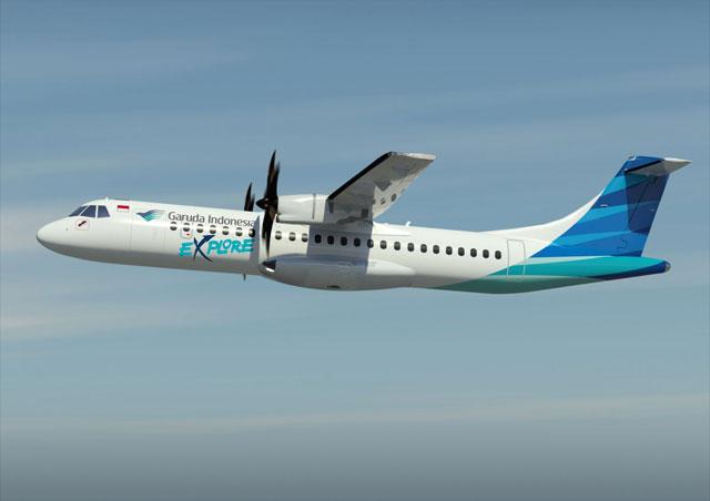 ATR-72-600-Garuda