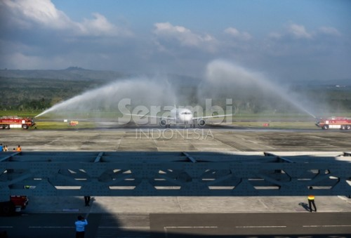 Citilink Inauguration at Iskandar Muda International Airport | M.Anshar/Menatapaceh.com